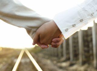 Holding Hands-Light