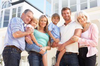 Extended Family Standing