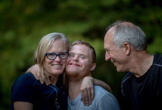 Special Needs Child & Parents