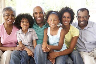 Extended Family Sitting
