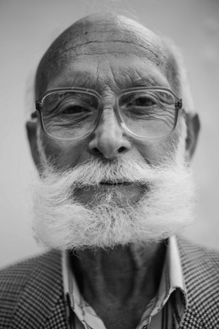 Older Man with Glasses