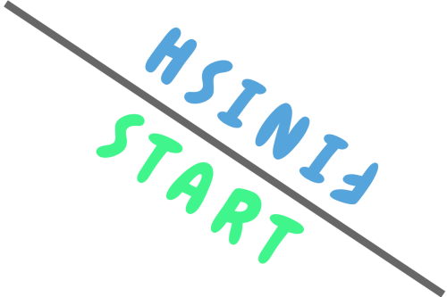 Start Finish Blog