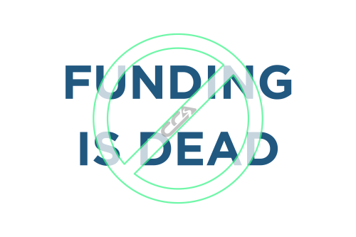 Funding is Dead Blog
